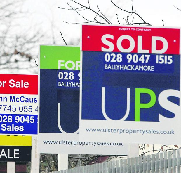 House prices appear to have largely stayed the same, according to a survey