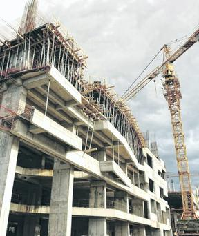 There are calls for new investment in construction and infrastructure