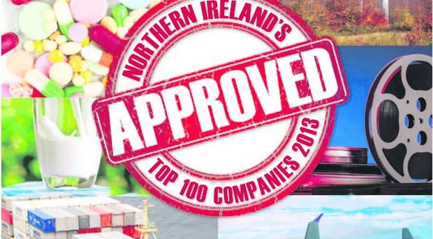 The Northern Ireland Top 100 Companies magazine