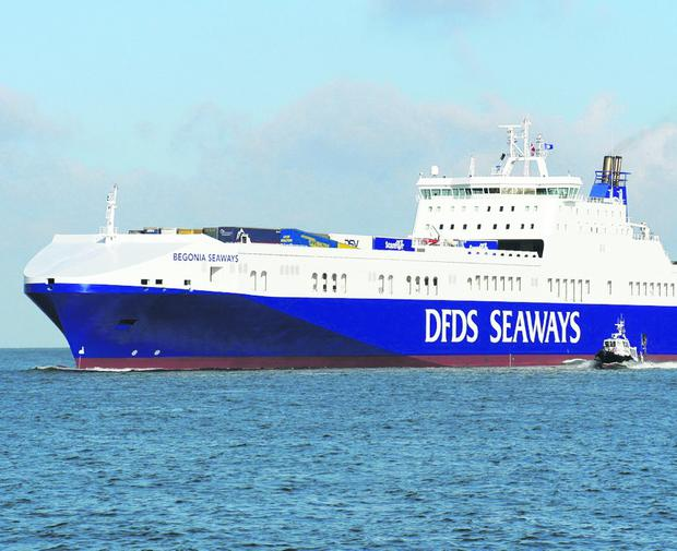 60 jobs are to go at DFDS