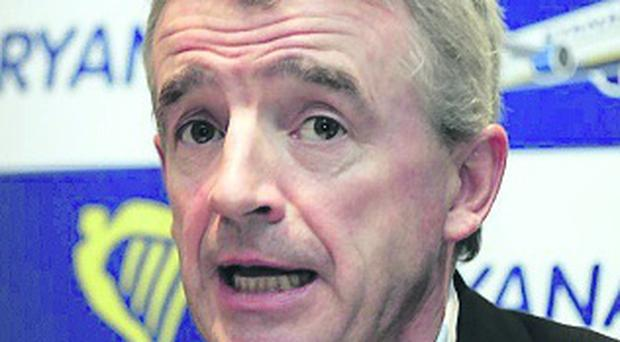 Outburst: Michael O'Leary