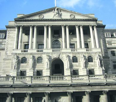 The Bank of England offers cheap money to other banks on the expectation the savings will be passed on when loaned out