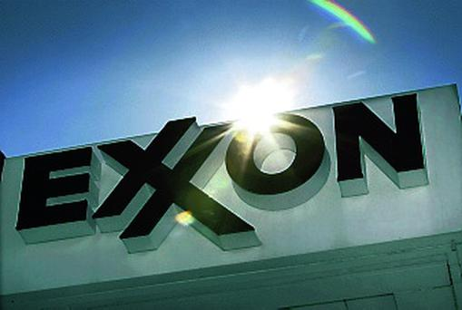 Drilling: Supermajor Exxon