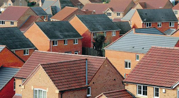 Nearly 60% of estate agents said house prices have been steady over the last three months