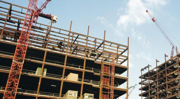 Building confidence: Construction, manufacturing and retailing are all showing improvements
