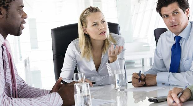 Almost half of first-time appointments to the FTSE 350 last year were female