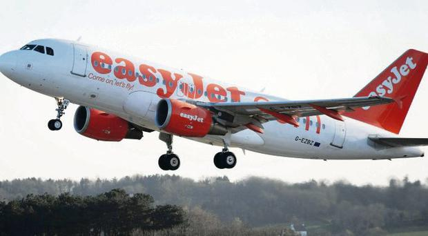 EasyJet profits are expected to be £480m for year to September