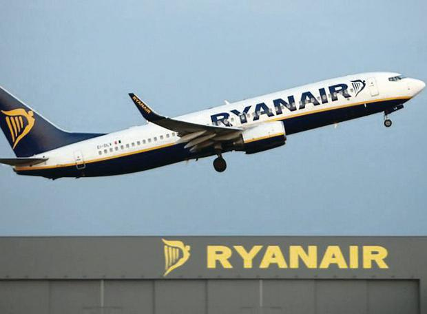 Ryanair is offering companies advertising space on the front and back of its planes