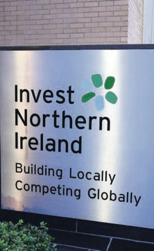 A stubborn recession has proved difficult for Invest NI