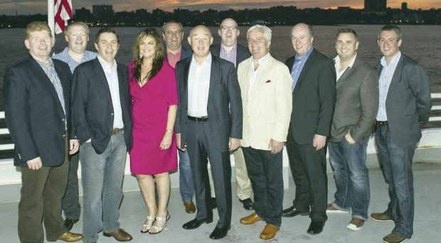 The seven finalists, along with other guests, get a taste of the bright lights of Monte Carlo at the 2013 Ernst & Young Entrepreneur of the Year Awards earlier this year. They'll be fighting it out for the Ireland title in October