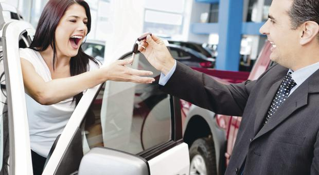 Key indicator: Increase in new car sales is good news for economy