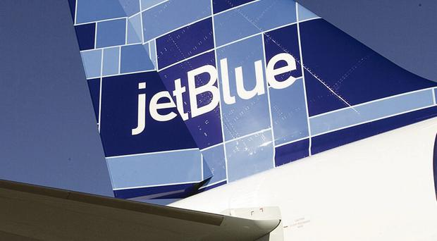 Plane sailing: JetBlue Airlines based in New York will feature lie-flat seats created and manufactured by Thompson Aero Seating