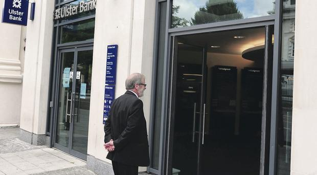 Ulster Bank could be nationalised in the review of RBS ordered by Chancellor George Osborne