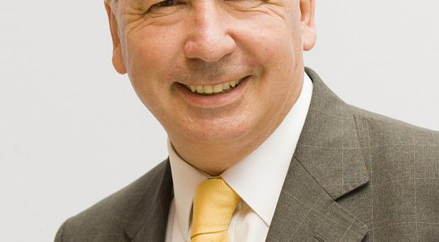 Crest Nicholson chief executive Stephen Stone said strong trading should see the housebuilder hit its target of selling 2,500 homes annually by late next year.