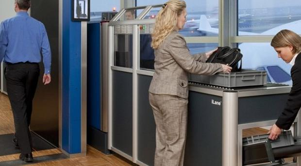 Airport scanners business Smiths is returning cash to shareholders after failing to land suitable acquisitions. (Smiths/Press Association)