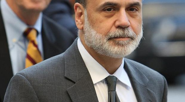 US Federal Reserve chairman Ben Bernanke is to continue the massive stimulus programme for the American economy.