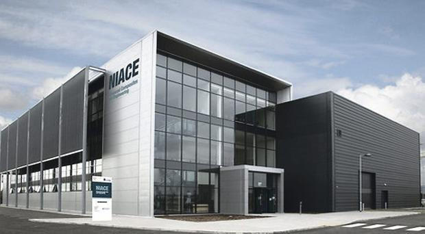 Northern Ireland Advanced Composites and Engineering Centre