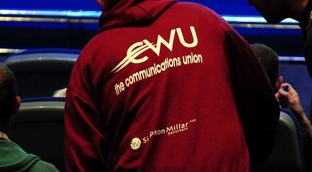 CWU members are being balloted for industrial action over plans to privatise the Royal Mail