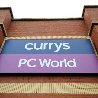 A total of 3,000 temporary jobs are being created by Currys and PC World owner Dixons Retail