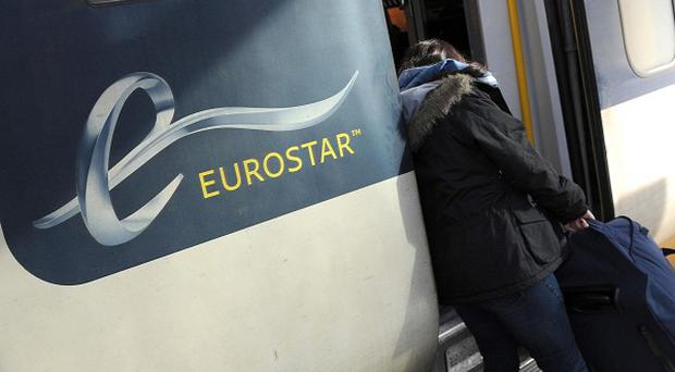 Eurostar is launching a joint bid with French company Keolis to run the East Coast line