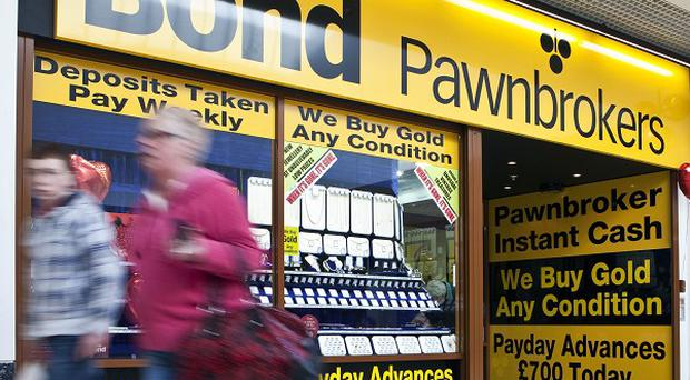 Pawnbroker Albemarle & Bond said the recent fall in the gold price had impacted on the business.