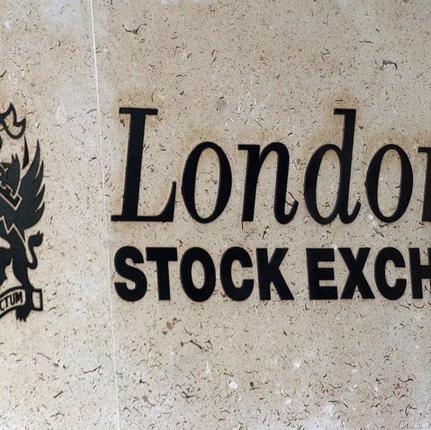 Trading in London continued its recent cautious pattern amid the political uncertainty in the United States.