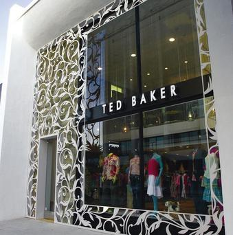 Retailer Ted Baker is overhauling its web presence as it seeks international expansion