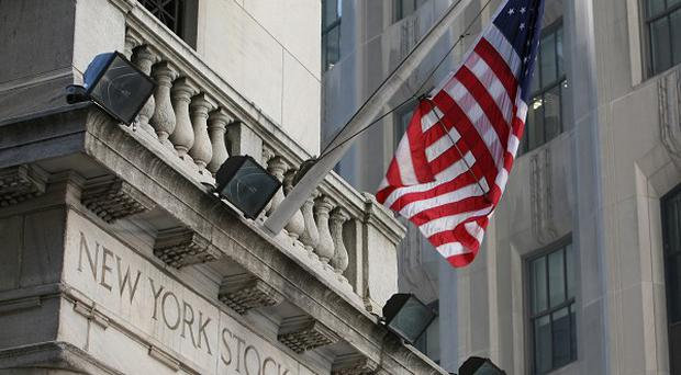 The Dow Jones industrial average fell 136 points to close at 14,996