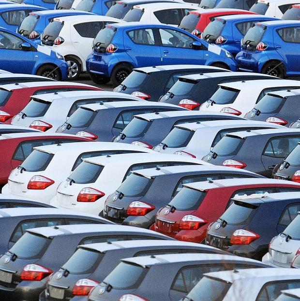 New car sales in September topped 400,000, the biggest monthly total for more than five years