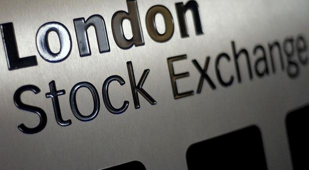 The FTSE 100 Index fell 49 points to 6387