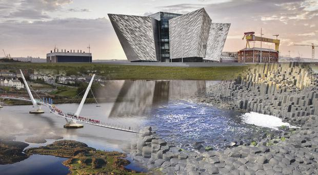 International delegates are attending a special two-day conference at Titanic Belfast in a bid by Stormont ministers and Invest NI chiefs to attract inward investment in Northern Ireland by showcasing its infrastructure, manpower and low-cost base