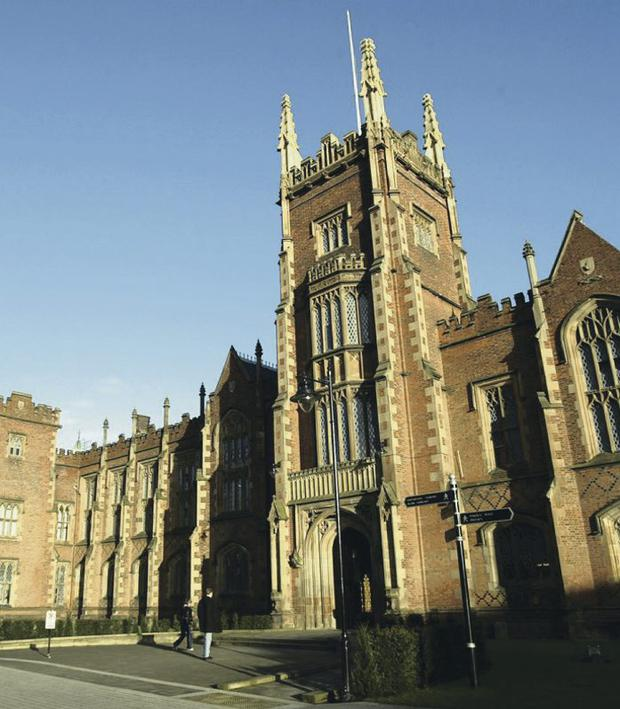 Northern Ireland centre is a joint partnership between Queen's University and the University of Ulster