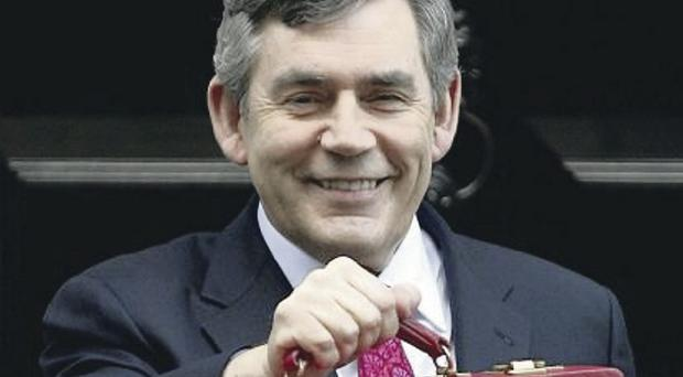 Gordon Brown deserves credit for deflecting as much economic hardship as possible away from the poor