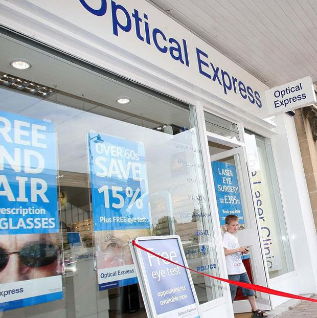 Optical Express deal will leave some of its landlords owed three months rent.