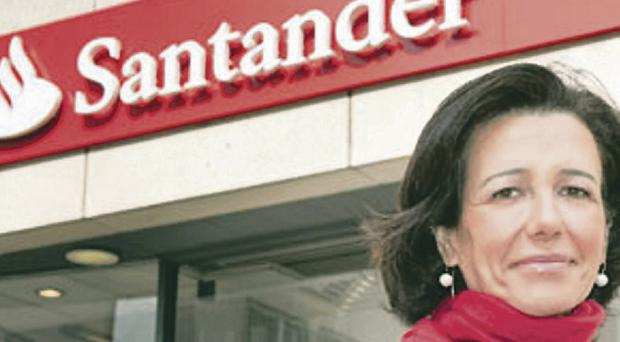 Santander's monthly charging 123 account has 2.2 million customers