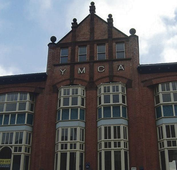 The former YMCA in east Belfast