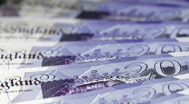 Wage packets won't return to normal growth for at least another two years