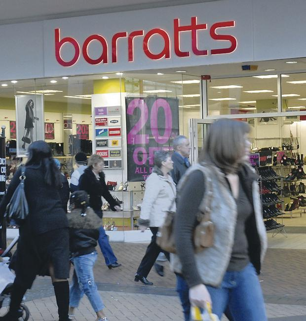 Barratts is the latest high street casualty