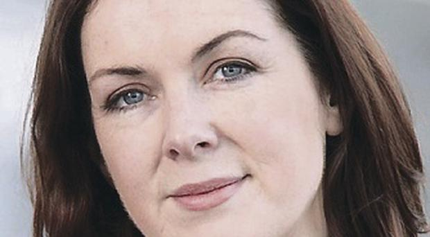 Danske Bank's chief economist Angela McGowan said the long-running index could be expected to show slight ups and downs in confidence, even during economic recovery