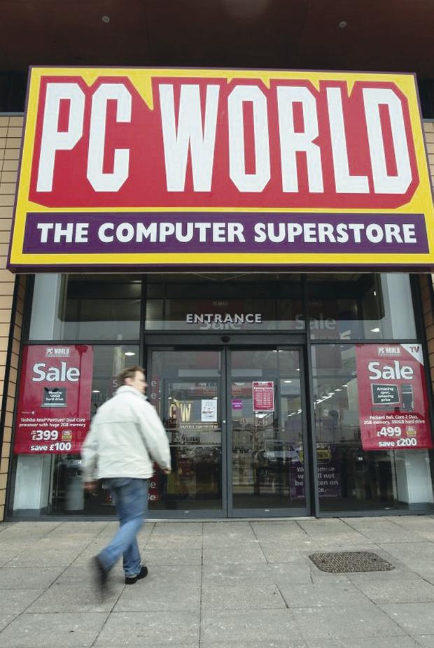World wise: customers have begun to return to Currys PC World