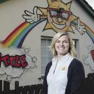 A growing business: Michelle Rea started her first nursery so she could work and look after her children at the same time – now that first nursery has expanded to a chain of three with 330 children under the care of her staff