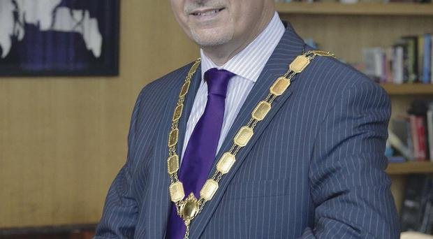 Chamber of Commerce president Mark Nodder said exporting is key to business growth in 2014