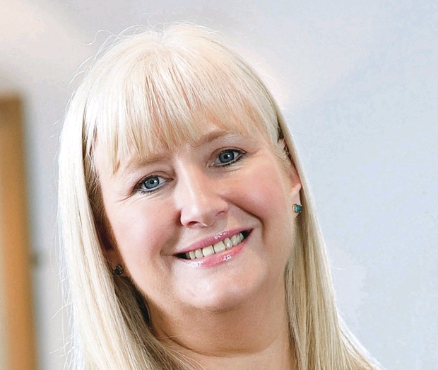 Dr Mary Boyd, course director of the BSc Hons Marketing at Ulster Business School