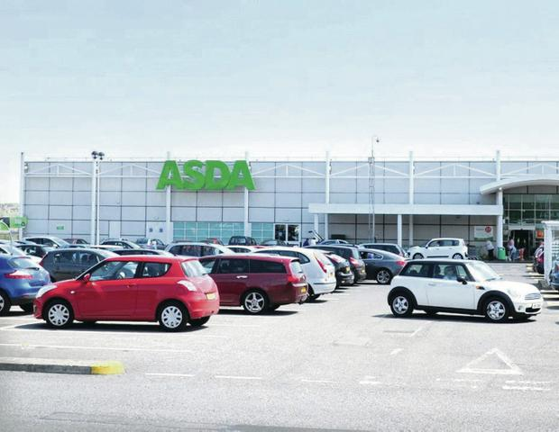 Asda's Barry Williams has found the figures encouraging