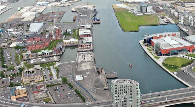 Belfast Harbour reported record business during 2013 thanks to coal imports and diversification