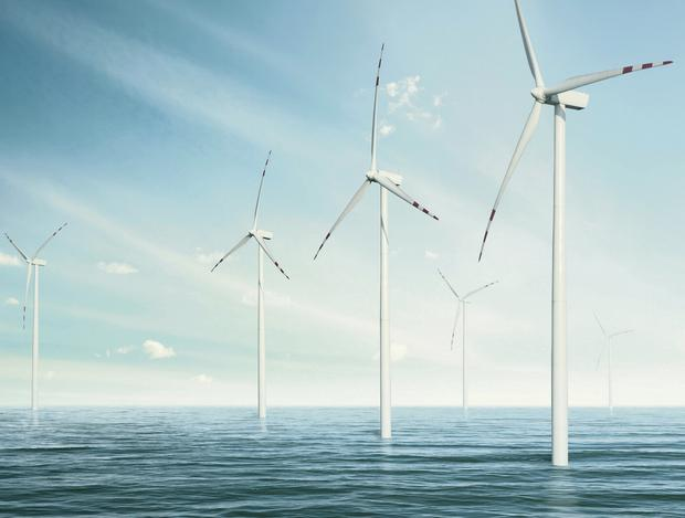 Successful solar, tidal and marine schemes in Northern Ireland can be supported by an improved infrastructure for wind energy