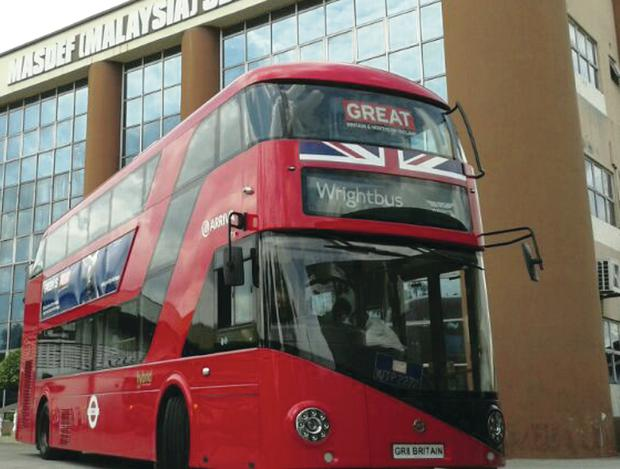 One shining light is Ballymena bus building firm Wrightbus, which has made the bodies for 90 new buses taking to the streets of Dublin, the second major order to go to the Irish capital in recent years