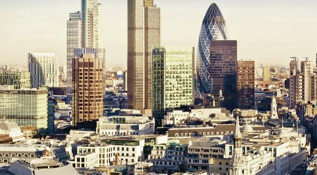 The City of London is the engine room of the UK economy