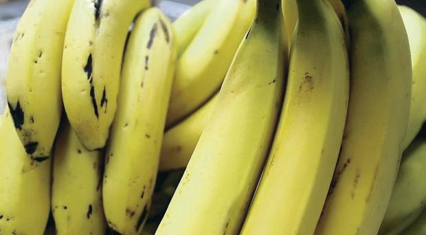 Irish fruit company Fyffes posted a half-year pre-tax profit of €30.8m (£22.4m)