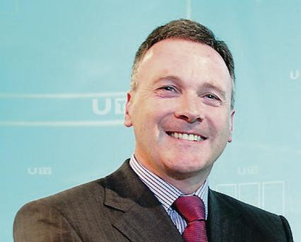 John McCann, group chief executive of UTV Media